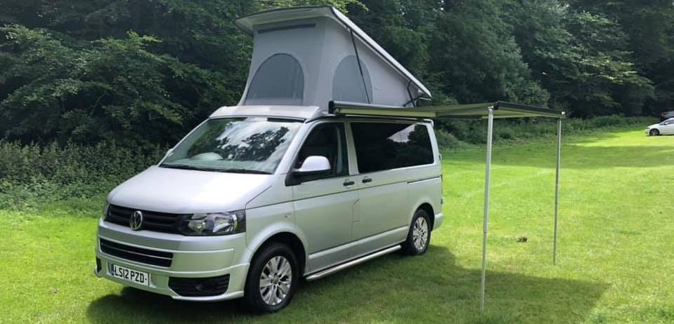 Midlands VW Campervan Hire accepts dogs